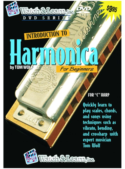 learn how to bend harmonica