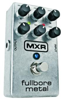 MXR Fullbore Metal Distortion Effects Pedal (MX-M116)
