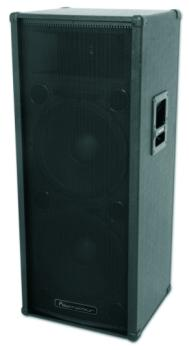 "Powerwerks PW215 2 x 15""  P.A. Speaker Cabinet (OW-PW215)"