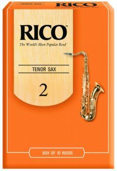 Rico Tenor Sax Reeds, 10 Per Box (RI-MTR-736R)