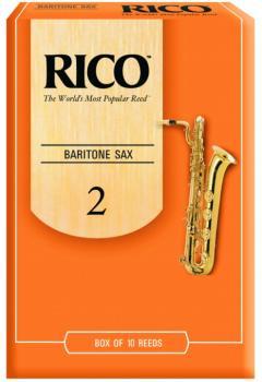 Rico Bari Sax Reeds, 10 Per Box (RI-MTR-737R)