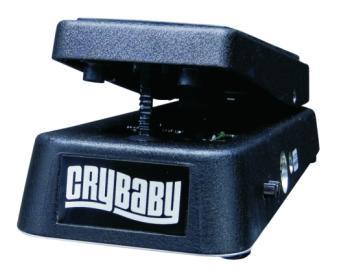 Dunlop 95Q Crybaby Wah Wah Pedal (DU-95Q)
