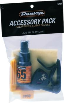 Dunlop Acoustic Guitar Accessory Pack (DU-GA20)