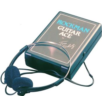 Dunlop Rockman Guitar Ace Headphone Amplifier (DU-GA)