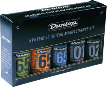 Dunlop System 65 Guitar Maintenance Kit (DU-6500)