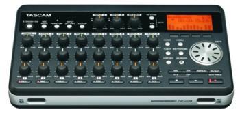 Tascam Compact 8-Track Digital Portastudio (TS-DP008)