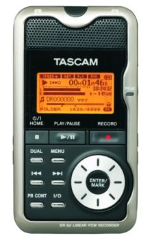 Tascam DR-2D Portable Digital Recorder (TS-DR2D)