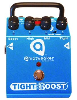 Amptweaker TightBoost Pedal (AW-AMPTWTB)