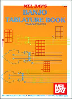 Mel Bay Banjo Tablature Book (MB-94550)
