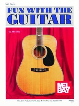 "Mel Bay ""Fun With"" Guitar Instruction Book (MB-93262)"