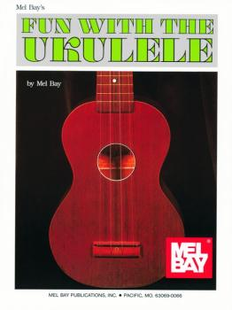 "Mel Bay ""Fun With"" Uke Instruction Book (MB-93270)"