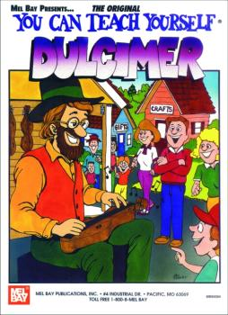 "Mel Bay ""You Can Teach Yourself"" Dulcimer Book (MB-94304)"