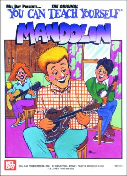 "Mel Bay ""You Can Teach Yourself"" Mandolin Book (MB-94331)"