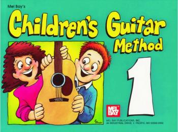 Mel Bay Guitar Method Volume 1 (MB-93833)