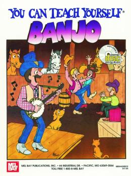 "Mel Bay ""You Can Teach Yourself"" Banjo Book (MB-94429)"