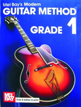 Mel Bay Guitar Method Grade 1 (MB-93200)