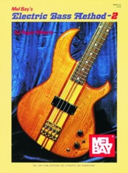 Mel Bay Electric Bass Method Volume 2 (MB-93235)