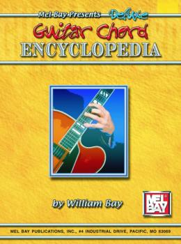 Mel Bay Deluxe Guitar Chord Book (MB-93283)