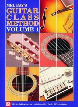 Mel Bay Guitar Class Method 1 (MB-93300)