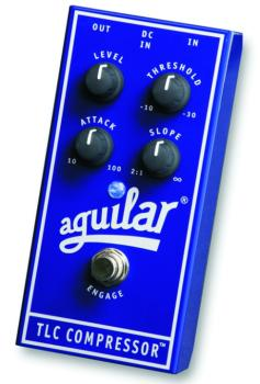 Aguilar TLC Compressor Bass Effects Pedal (AI-TLC)
