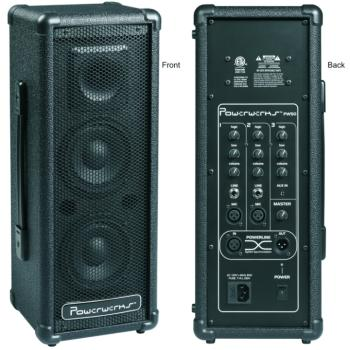 Powerwerks 50 Watt Personal P.A. System (OW-PW50)