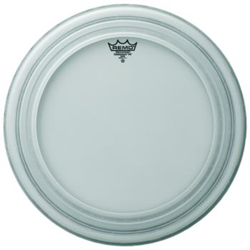 Remo Powerstroke Pro Coated Bass Drumhead (RM-MTR-PR1100)