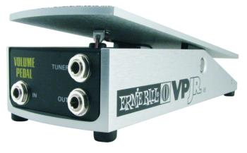 "Ernie Ball ""Junior"" Size Volume Pedal Mono, 250K (EB-6180)"