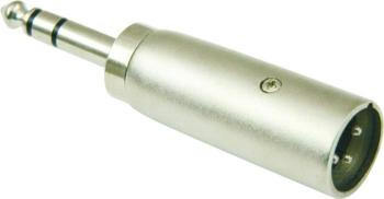 "Value Series Male 3-Pin to1/4"" Connector (VL-SI313)"