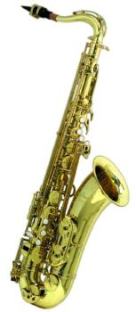 Emperor Deluxe Tenor Sax Outfit (EM-ETS303)