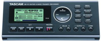 Tascam Guitar and Bass Trainer/Recorder (TS-GB10)