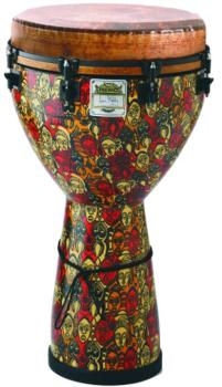 "Remo Key-Tuned Djembe, 12"" x 24"" Multi Mask Finish (RM-DJ0012LM)"