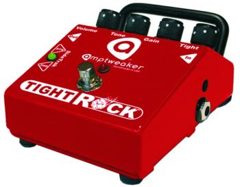 Amptweaker TightRock Distortion Pedal (AW-AMPTWTR)