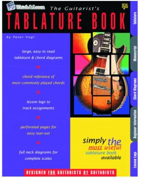 Watch & Learn Guitar Tab Book (WL-TAB)