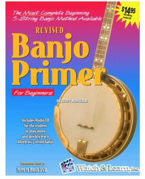 Watch & Learn Banjo Primer w/ Audio CD (WL-BP)