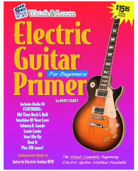 Watch & Learn Electric Guitar Primer with CD (WL-EGP)