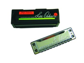 Lee Oskar Major Key Harmonica (LO-MTR-LO1710)