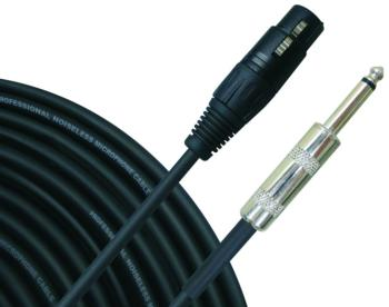 Powerwerks Hi-Z Microphone Cable, 20' (OW-POW20MH)