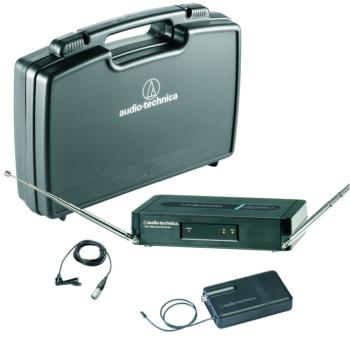 Audio Technica Pro Series 3 VHF Lavalier Wireless System (AT-MTR-PRO301L)