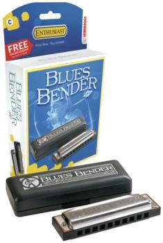 Hohner Blues Bender Harmonica (HH-MTR-BBBL)