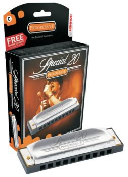 Hohner Special 20 Harmonica (HH-MTR-HH560BL)