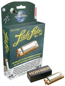 Hohner Little Lady Harmonica (HH-39BX)