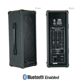 PowerWerks 50 Watt Self-Contained Personal P.A. System with Bluetooth (OW-PW50BT)