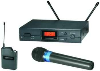 Audio-Technica 2000 Series UHF Hdhld Wireless Sys. (AT-ATW2120)