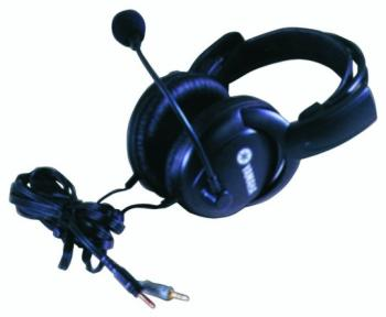 Yamaha Headset Headphones with Microphone (YA-CM500)