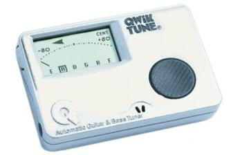 Qwik Tune ® Automatic Guitar and Bass Tuner (QT-QT15)