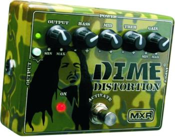 MXR DD-11 Dime® Distortion Pedal (MX-DD11)