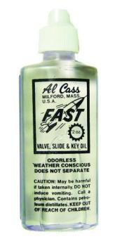"""Al Cass """"Fast"""" Valve/Slide Oil (BAXLCASS)"""