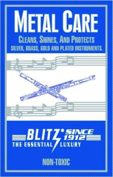 Blitz Metal Care Cloth (BZ-403)