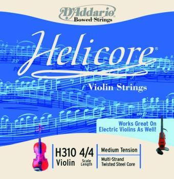 Helicore® Violin Set, 4/4 Medium (HC-H310)