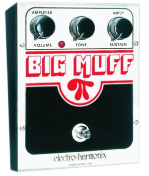 Electro-Harmonix Big Muff, Distortion/Sustainer (EH-EHBM)